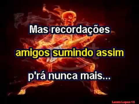 Karaoke-Gilberto Gil Não Chores Mais