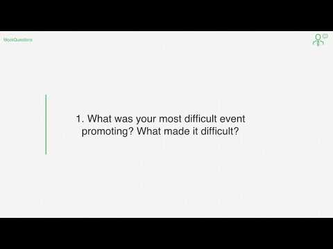 Event Planner Interview - YouTube Top 10 Event Planner Interview Questions - Duration: 1:37. Mock Questions 263 views