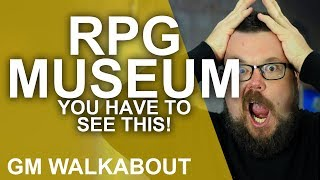 Exclusive look at The RPG Museum in Finland