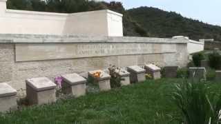 ANZAC Tour 06 - Beach Cemetery