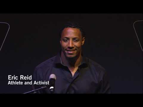 Eric Reid intros Colin Kaepernick for Amnesty-s Ambassador of Conscience Award (full speech)