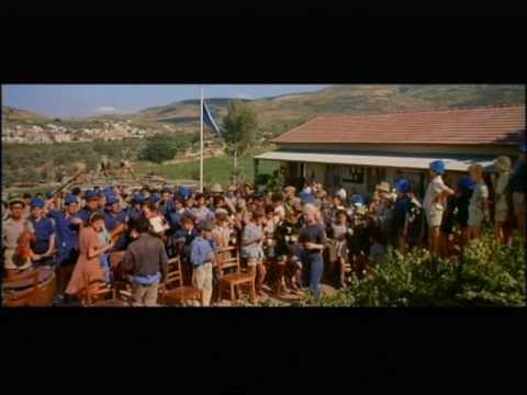 Exodus Clip - Karen arrives to Gan Dafna
