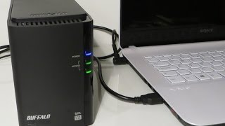 Buffalo Drivestation 6TB RAID USB 3.0 Hard Drive Review + Speed Test