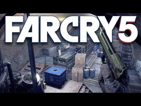 SECRET UNDERGROUND ARMY (Far Cry 5) thumbnail
