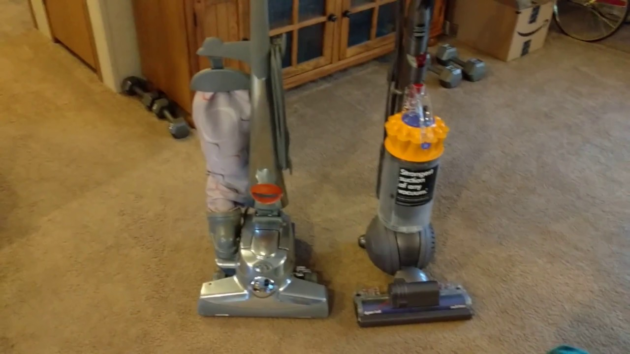 Kirby G10 Sentria Vs Dyson Multi Floor Vacuum Cleaner