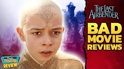 AVATAR THE LAST AIRBENDER BAD MOVIE REVIEW | Double Toasted