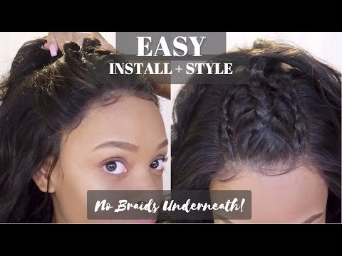 ISSA WIG #3 | 360 Install + Style | WOW AFRICAN THO?!