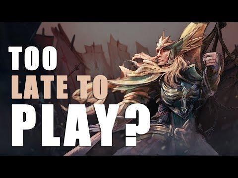 Is It Too Late To Play Elder Scrolls Online?
