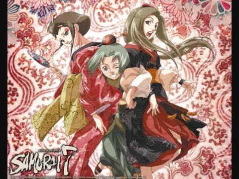 Samurai 7 Anime Characters : Hotaru meshi samurai 7 youtube