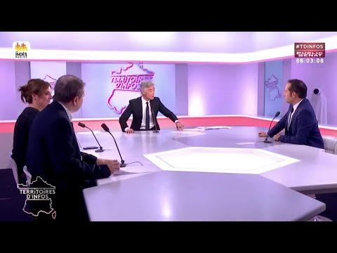 Invité : Sébastien Chenu, porte-parole FN - Territoires d'infos (10/11/2017)