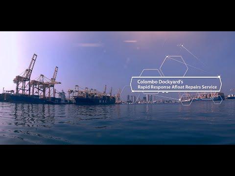 Colombo Dockyard Afloat Repairs Service