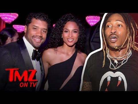 Future Bails On A Party Becuase Ciara & Russell Wilson Were There | TMZ TV