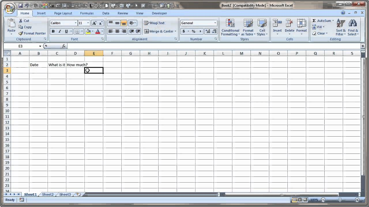 what is excel  What is Excel and How to use it? - YouTube