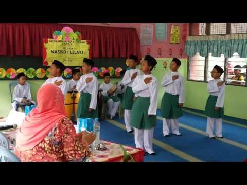 Johan Nasyid KAMIL Peringkat Daerah 2016 - SRA SIJANGKANG K.LANGAT