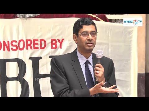 Santanu Mukherjee MD SBH - State Bank of Hyderabad Community Service - hybiz