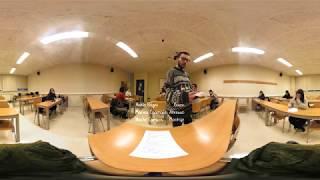 ¡Examen! Vídeo 360º