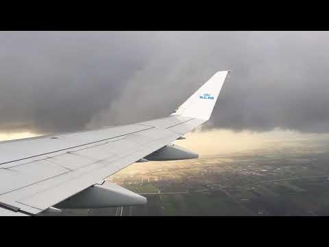 KLM Cityhopper | Embraer E175 | Amsterdam - Cardiff