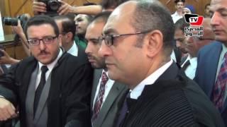 «خالد علي» يوجه سؤال صعب لهيئة دفاع الحكومة بجلسة «تيران وصنافير»