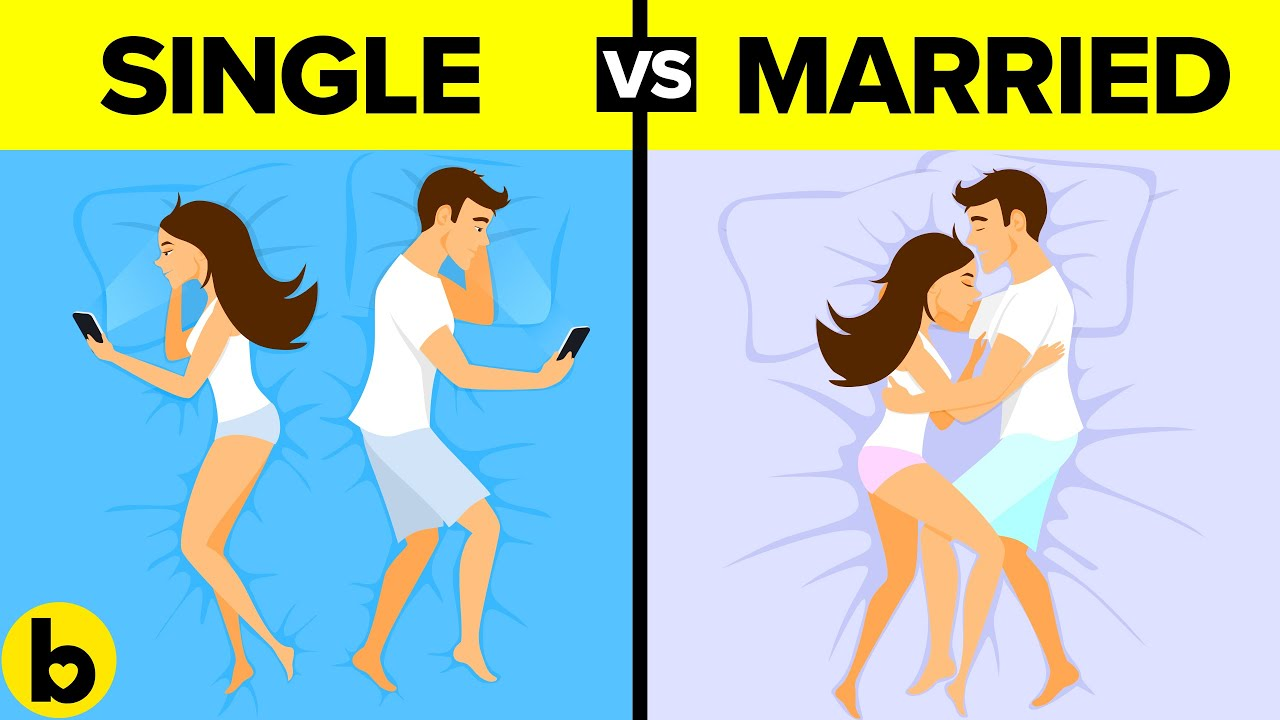 Download 6 Differences Between Being Single Vs Married