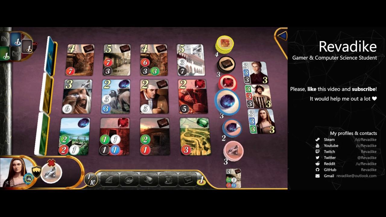 Splendor - Gaming Session [1440p60]