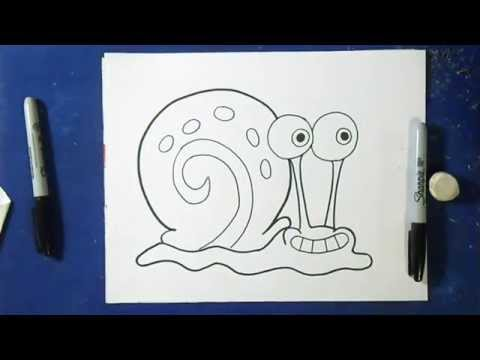 Cómo dibujar a Gary 3 | How to draw gary