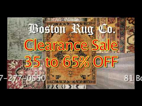 Boston Rug Company in Brookline, MA