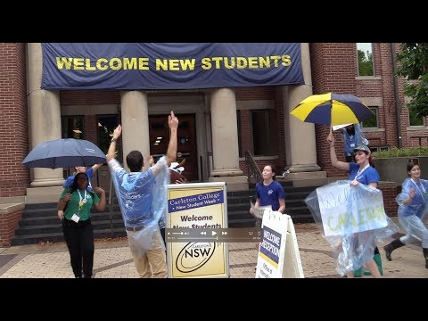 Move-In Day 2018: Carleton College Class of 2022