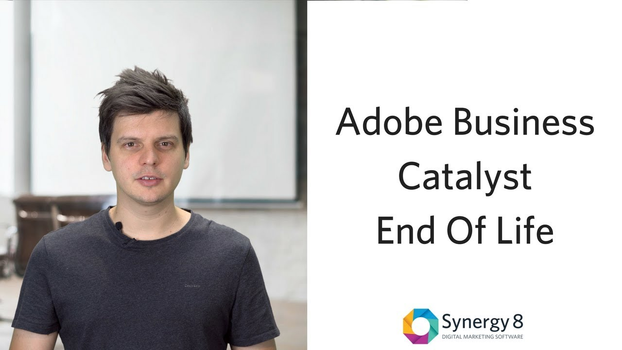 Adobe Business Catalyst End Of Life