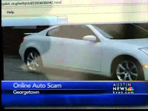 Craigslist scam hooks car buyers