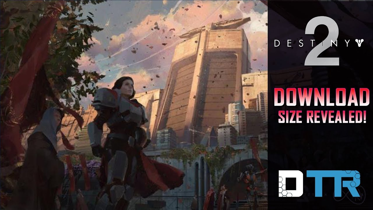 Destiny 2.0 download time
