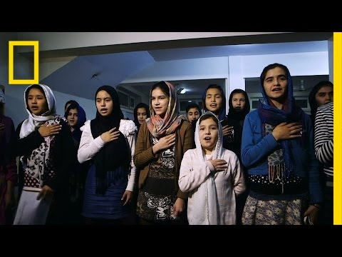 Inside Afghanistan's First Boarding School for Girls | National Geographic