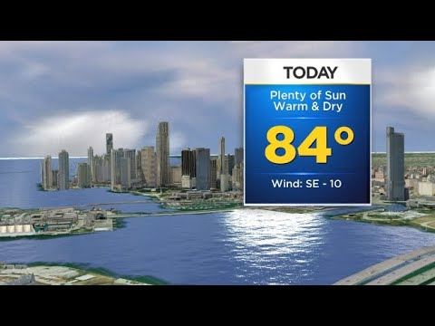CBSMiami.com Weather 2/16 12PM