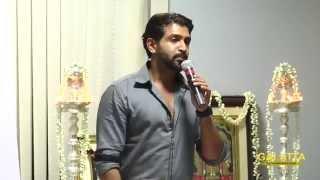 Arun Vijays Production Company In Cinemas Entertainment (ICE) Logo Launch