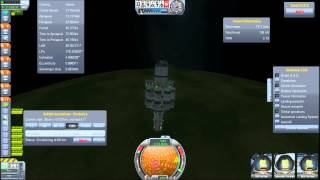 Interplanetary Command Ship - Aerobraking & More Probes - Kerbal Space Program