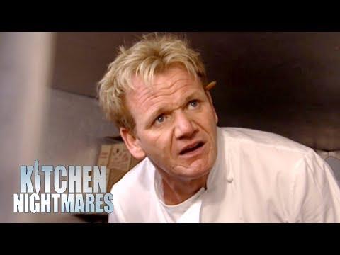 """OI PANINI HEAD, YOU'LL KILL SOMEONE!"" | Kitchen Nightmares"
