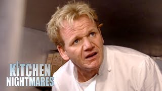 """OI PANINI HEAD, YOU'LL KILL SOMEONE!"" 