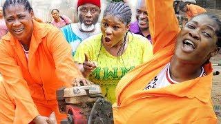 The Female Roadside Vulcanizer 34-Mercy Johnson  Destiny Etiko 2019 New Nigerian Movie