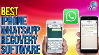 3 Best iPhone Whatsapp Recovery Software 2017