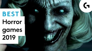 Best horror games to play in 2019