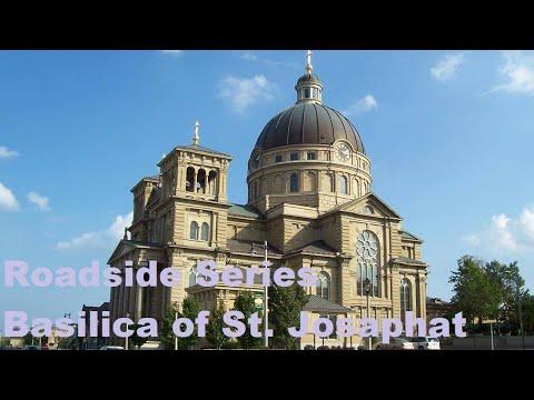 Roadside Series: Basilica Of St. Josaphat - Milwaukee, WI