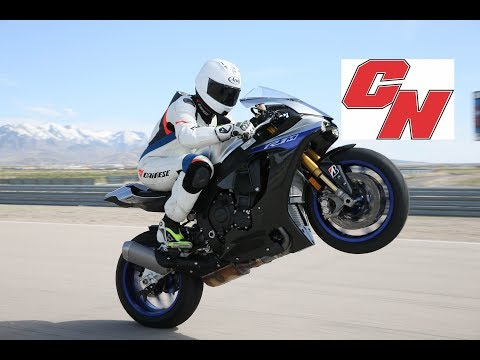 download 2018 Yamaha YZF-R1 and YZF-R1M Track Review - Cycle News
