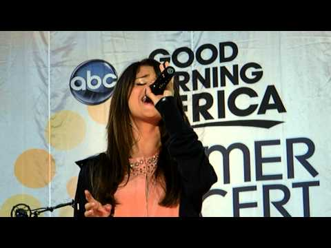 Naturally [Soundcheck] - Selena Gomez - 6/17/11