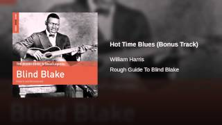 Hot Time Blues (Bonus Track)