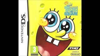 Spongebob's Truth Or Square (Nintendo DS): Boss-Robot Squidward