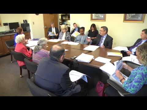Employee Pension Fund Meeting 8-29-17