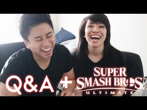 Q & A + Boyfriend + Super Smash Bros Ultimate thumbnail