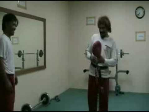 Sikaran Martial Arts-Abu Dhabi, UAE (Daily Practice Video-1)