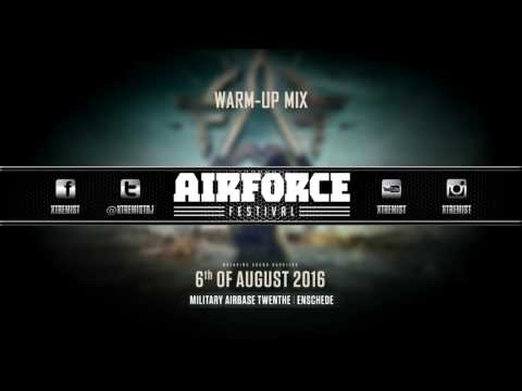 Airforce Festival 2016 - Breaking Sound Barriers | Warm-Up Mix [DOWNLOAD NOW!]