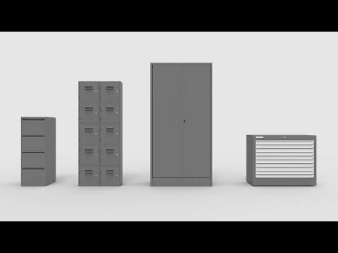 #102: Steel Cabinets Sheet Metal Bending Line Video - WEMOMACHINES
