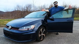 Brutally Honest Car Review: Golf GTI